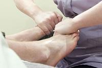Chinese Feet Massage